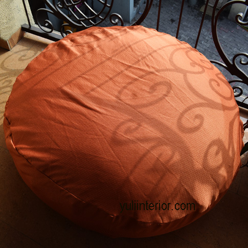 Orange, Giant Bean Bags in Port Harcourt, Nigeria