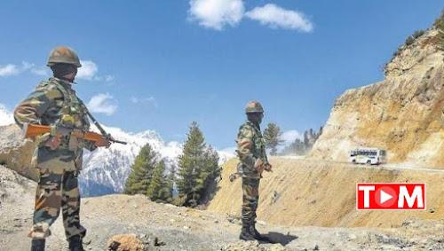 LAC Kashmir
