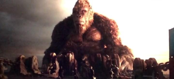 Godzilla vs Kong (2021) Cam Latino