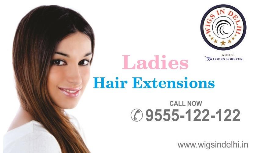 Ladies Hair Extensions In Delhi Ladies Hair Extensions In Noida