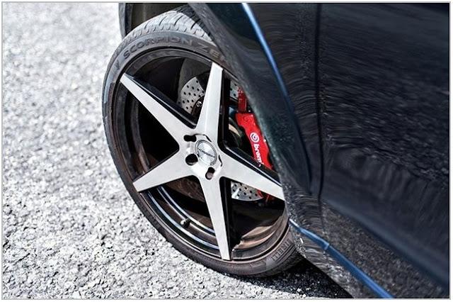 Tips Memilih Velg untuk Mobil;