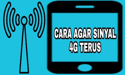 Cara Agar Sinyal 4G Terus Di Hp Vivo Paling Mudah
