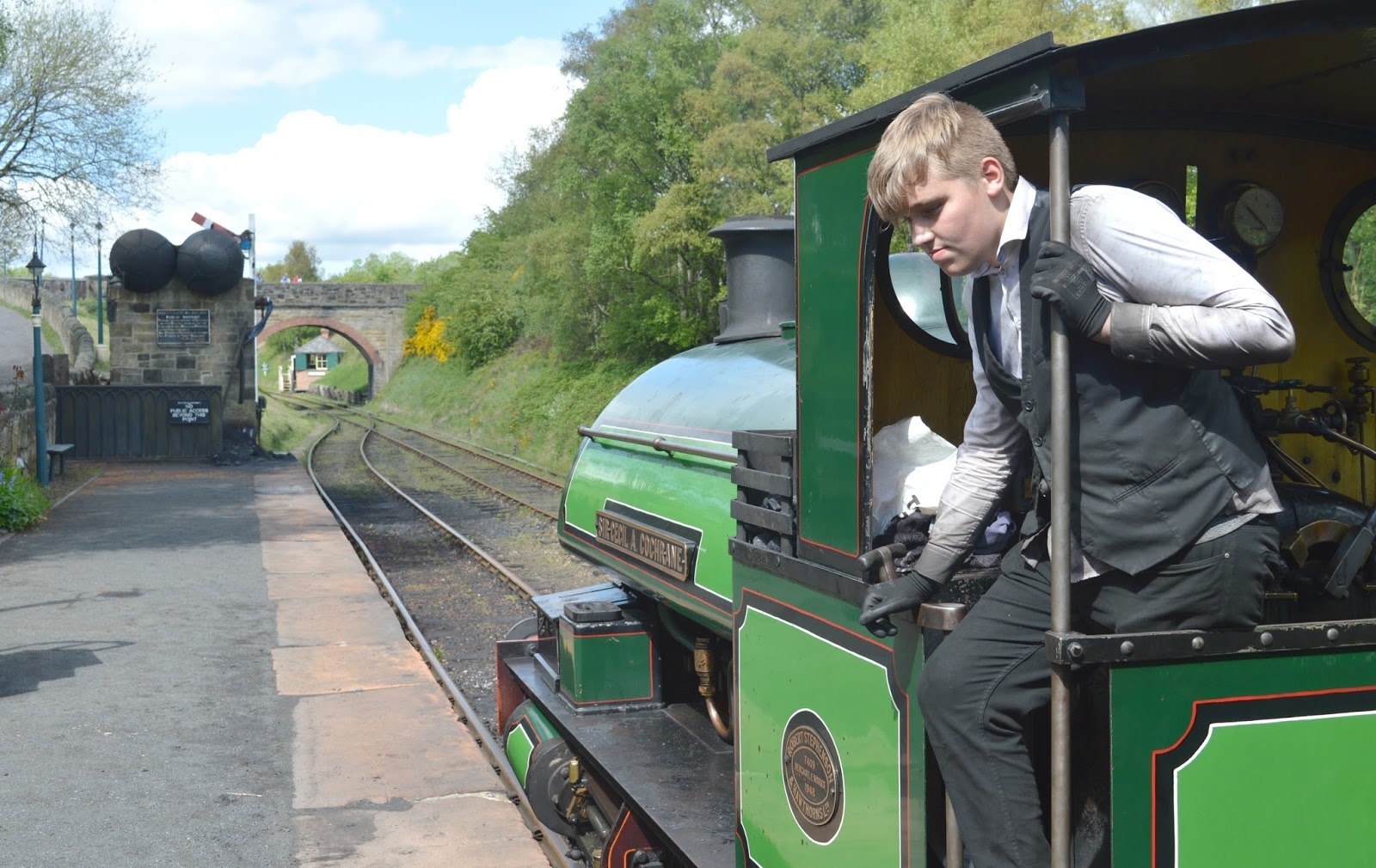 Tanfield Railway Gateshead