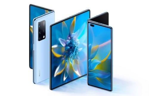 Mate X2: Huawei's third-generation foldable phone