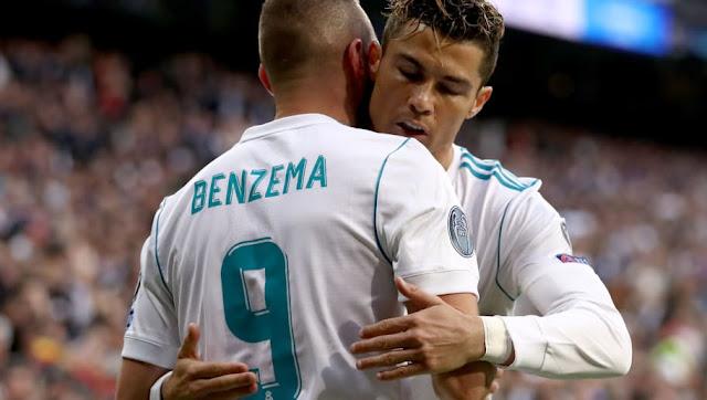 Cristiano Ronaldo a choisi le remplaçant de Karim Benzema