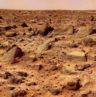 Mars, Planet, Surface, Espace, Voyage Dans L'Espace