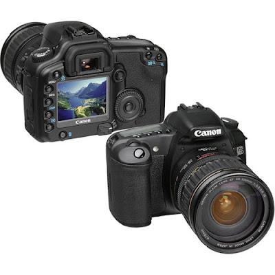 Canon EOS 30D DSLR Firmware最新ドライバーをダウンロードします