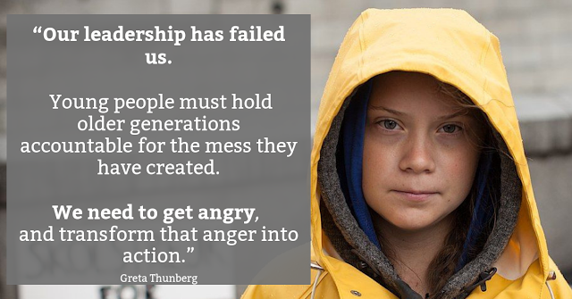 Greta Thunberg's Inspirational Quotes