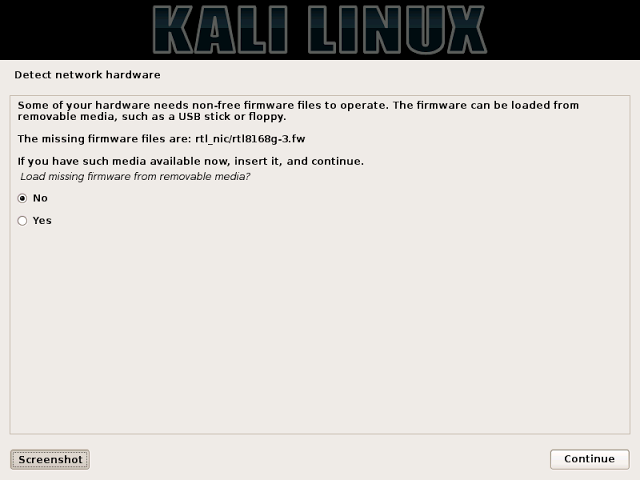 Membuat Dual Boot Kali Linux 2.0 Dengan Windows XP