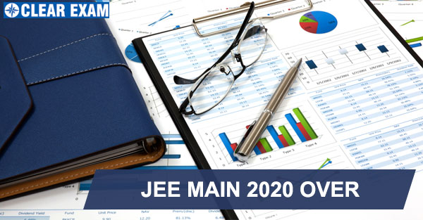 JEE Main 2020 Conducted Successfully