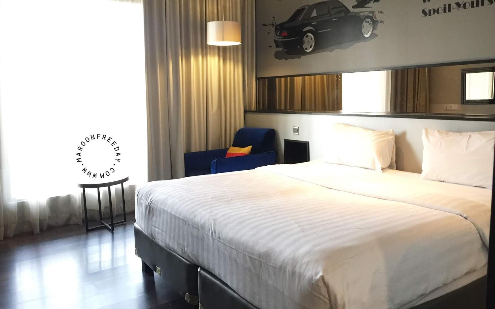 Cabin Hotel Sunter Jakarta Utara