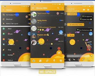 BBM MOD MI-Space Unclone