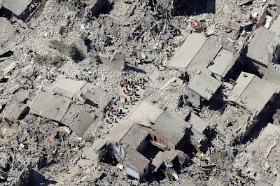 150 buried, 73 dead after 6.2 earthquake rocks Italy