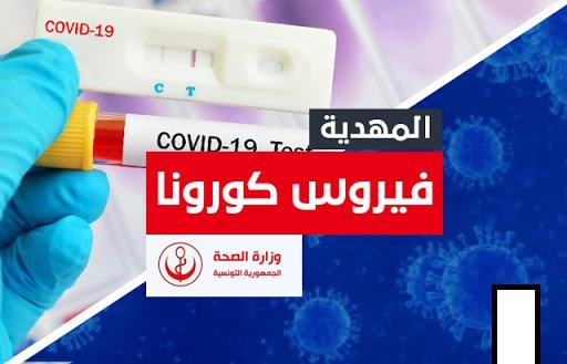 ولاية المهدية تسجّل 18 وفاة بفيروس كورونا المستجد في 4 أيام