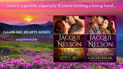 The Gambling Hearts series. Love is a gamble, especially if you're holding a losing hand.