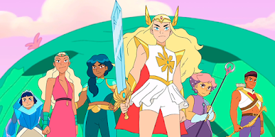 She-Ra e as Princesas do Poder: novos episódios na Netflix