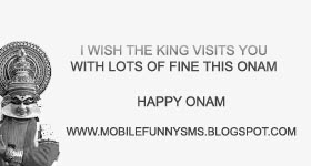 onam sms messages