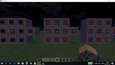 minecraft végszem crafting