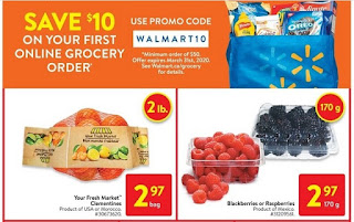 Walmart Supercentre Weekly Flyer valid April 9 - 15, 2020