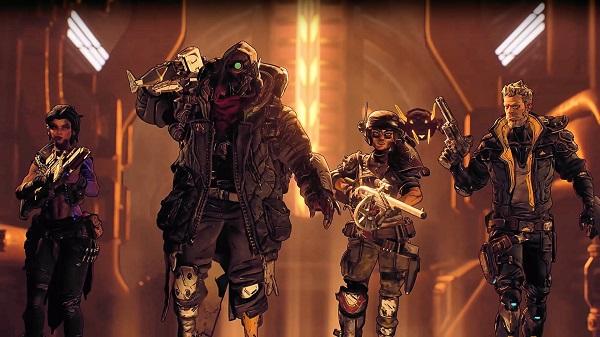 استعراض بالفيديو للعبة Borderlands 3 لمدة 35 دقيقة و إكتشاف منطقة جديدة من عالم اللعبة