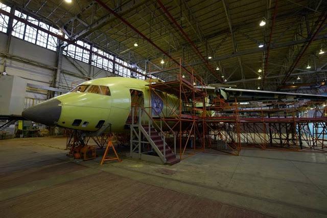 Ukraine Antonov An178