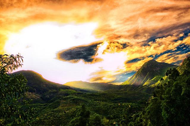 Bạn thấy gì trong ảnh thiên nhiên