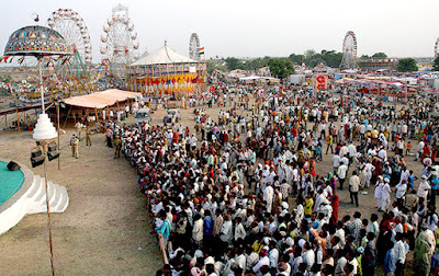 Famous Madhavpur Mela Organised in Gujarat