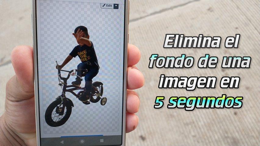 La mejor app para eliminar el fondo de una imagen en Android