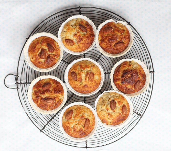 Buttermilch Bananen Muffins