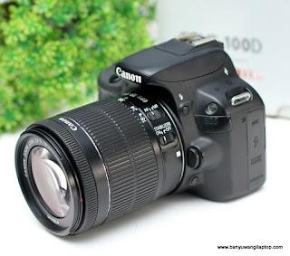 Jual Kamera Dslr Canon EOS 100D - Banyuwangi