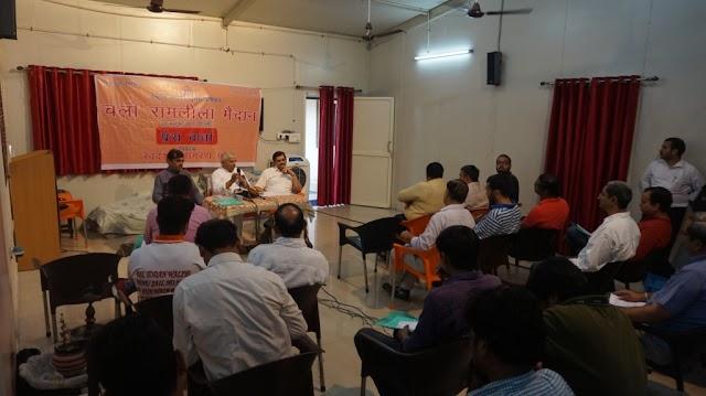 Rashtriya Swadeshi Suraksha Abhiyan to conclude at Ram Lila Maidan