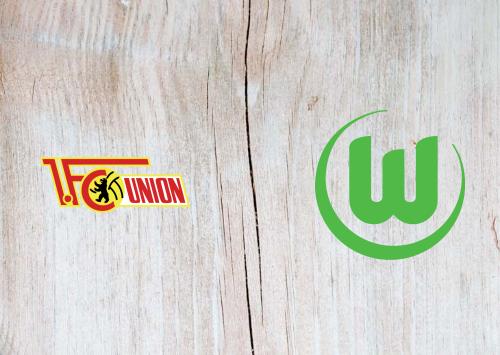 Union Berlin vs Wolfsburg -Highlights 09 January 2021