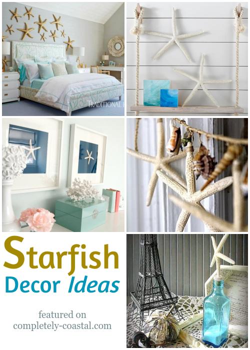 Starfish Decor Ideas