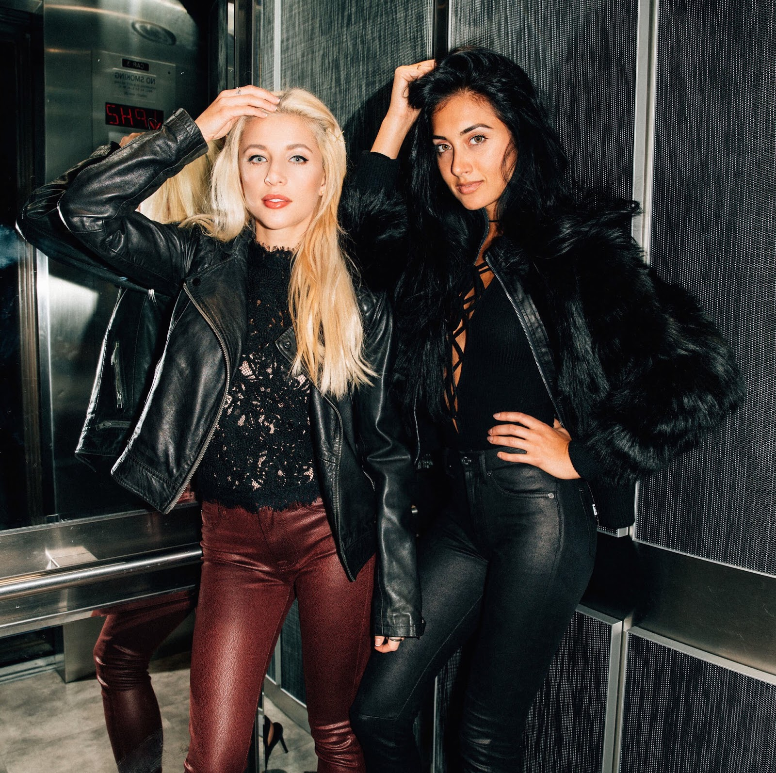 e16a658da365 Girls night out with 7Fam x Evelina - Racquel Natasha