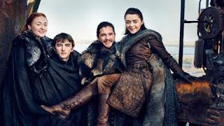 juego de tronos: los stark reunidos en las nuevas portadas de ew