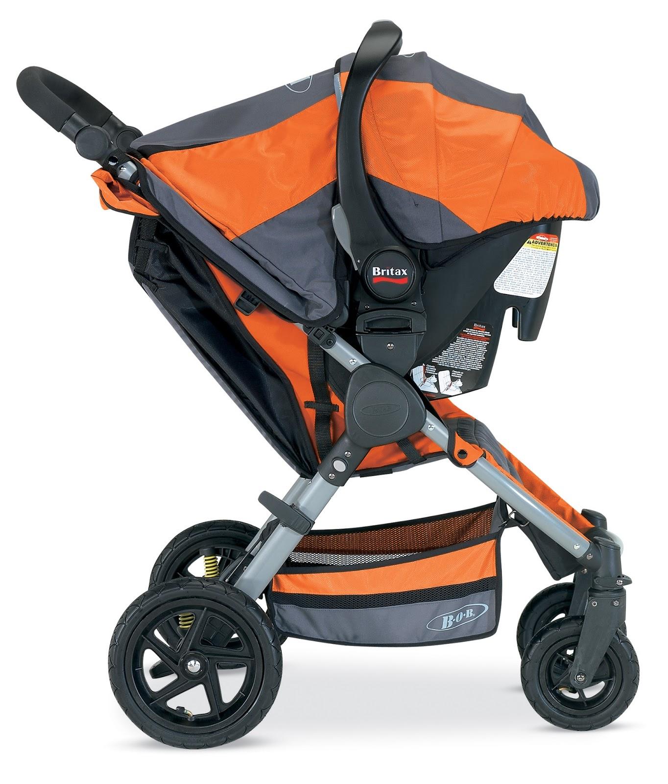 bob gearr introduces first four wheel stroller born 2 impress. Black Bedroom Furniture Sets. Home Design Ideas