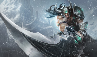 Chinese Classic Tryndamere Skin