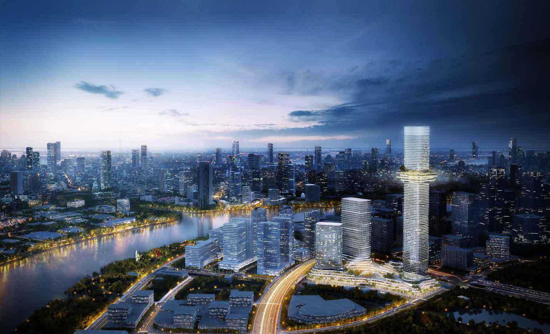 Empire 88 Tower Biểu tượng mới