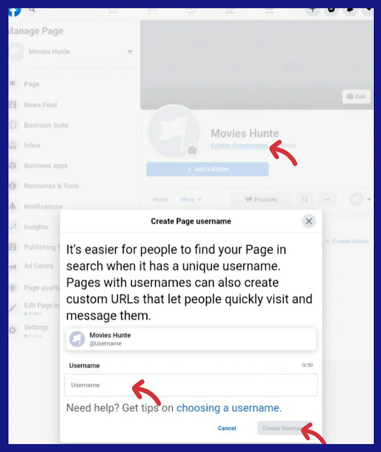 How To Use and Create Facebook Page In Tamil