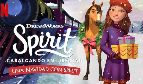 SPIRIT - CABALGANDO EN LIBERTAD : UNA NAVIDAD CON SPIRIT 2019 ONLINE