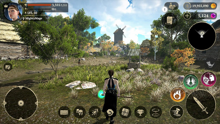Evil Lands: Online Action RPG Mod