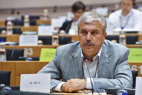 A román kormányfő megkapta pártja támogatását Dan Nica EP-képviselő európai biztosi jelöltségéhez
