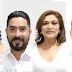 Ordena Moreno expulsión de Lila, Mirthea, Luis Borjas y a Warnel May del PRI de Yucatán