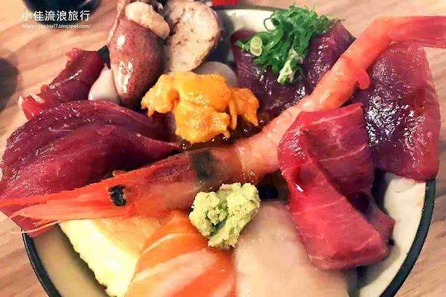 千幸壽司 綜合海鮮丼