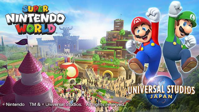 【生活分享】電玩迷不能錯過,日本環球影城的「超級任天堂世界」主題樂園 - 下一個「超級任天堂世界」有機會在美國奧蘭多先開設
