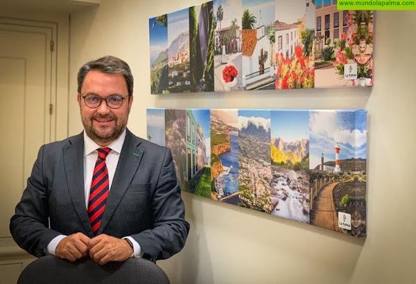 Antona lamenta que el Gobierno de España venga a Canarias solo a hacer propaganda electoral