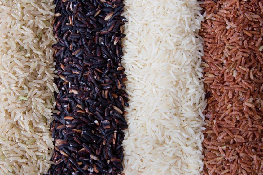 Como fazer farinha de arroz