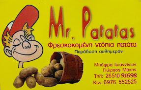 Mr. Patatas