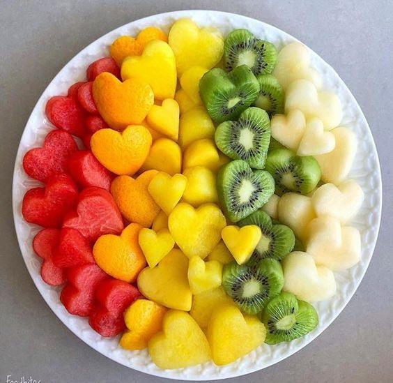 cách giảm cân hiệu qủa bằng trái cây