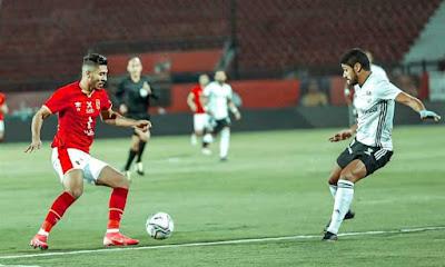 ملخص واهداف مباراة الاهلي والجونة (1-1) الدوري المصري